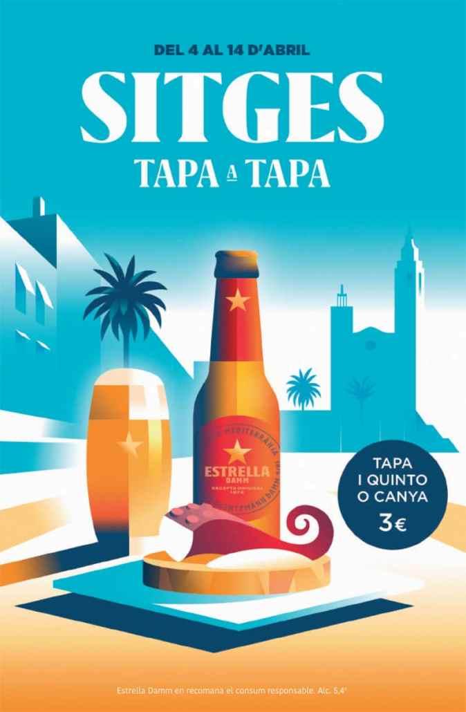 Sitges Tapas Festival 2019