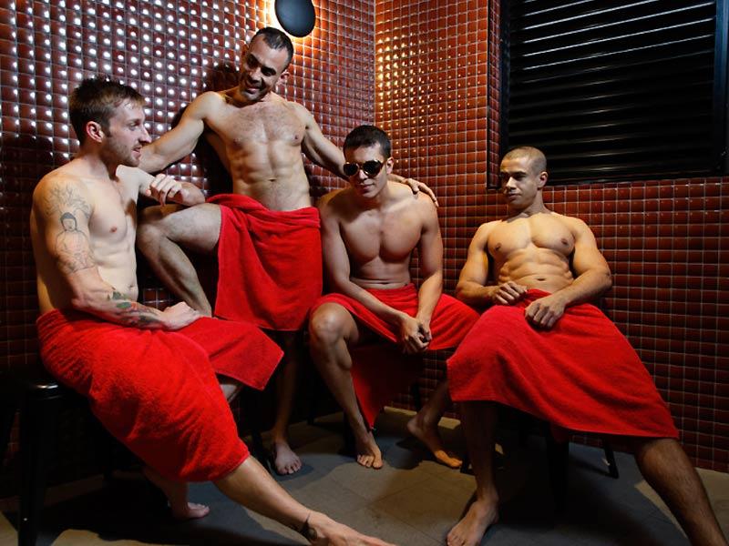Beste gay sauna