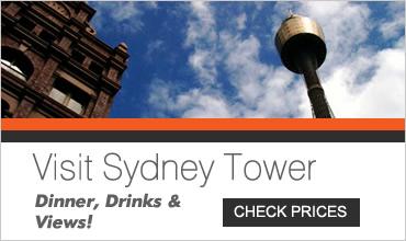 Sydney Tower Dining