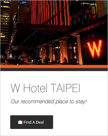 W Hotel Taipei