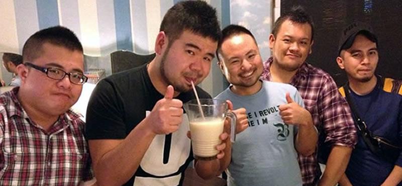 D Cup, Taipei gay bar