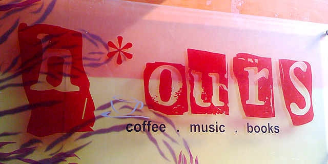 Chill out from shopping at hours cafe, with great insider tips from local young guys in the know!