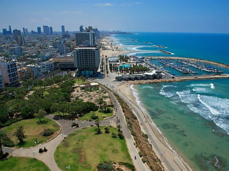 Gay cruising park Tel Aviv