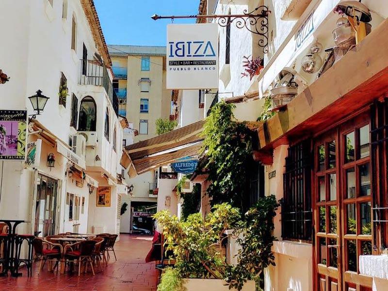 Ibiza Grill