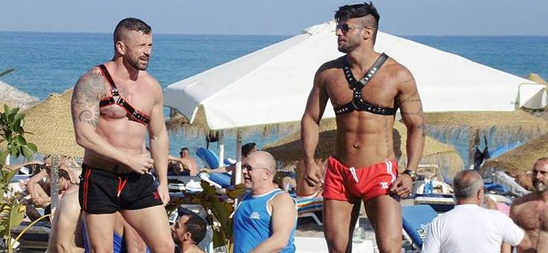 TLF Torremolinos beach party