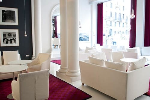 Hotel De Las Letras Madrid