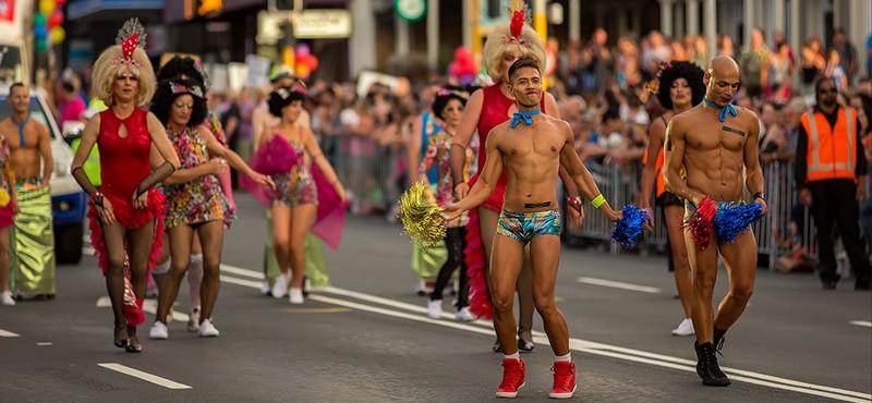 from Dariel gay pride 2010 event