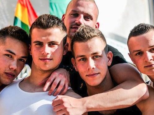Brussels gay pride, Belgium