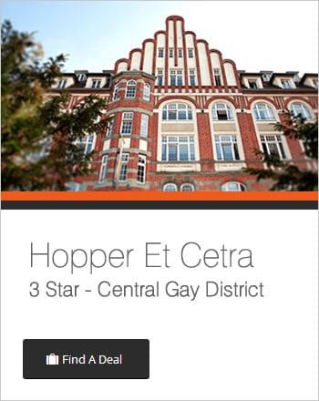 Hopper Hotel Cologne