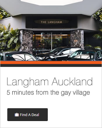 The Langham Auckland