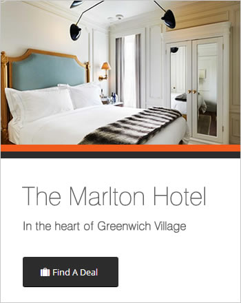 The Marlton Hotel NYC