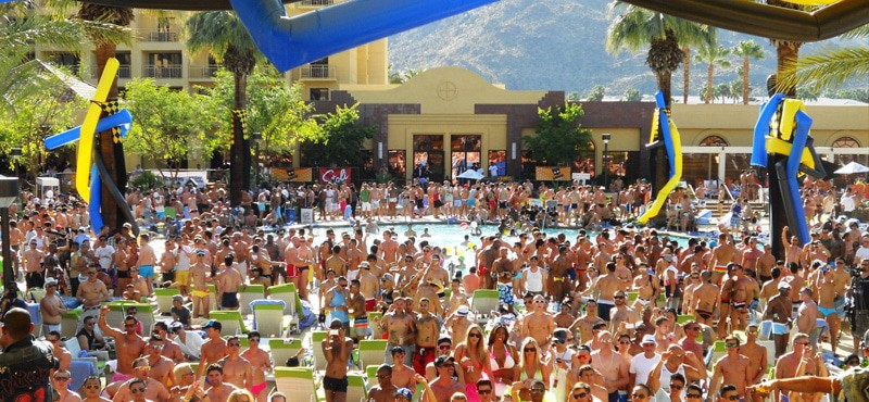 Circuit Party at Palm Springs