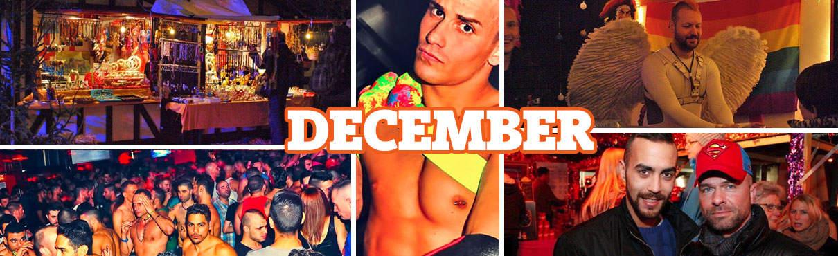 December Gay Events