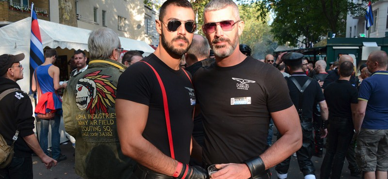 Folsom Europe Is The Largest Fetish Event In Berlin Held
