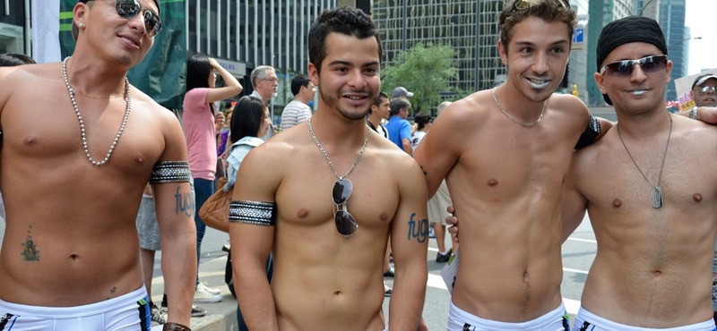 Montreals 2019 Gay Pride Parade: Défilé de la Fierté Gai