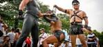 Fetish Guys at Taiwan Gay Pride