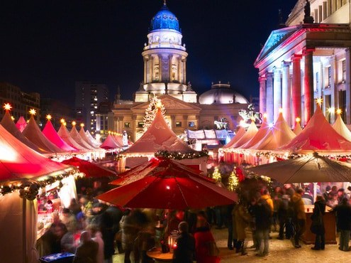 Vienna Pink Christmas