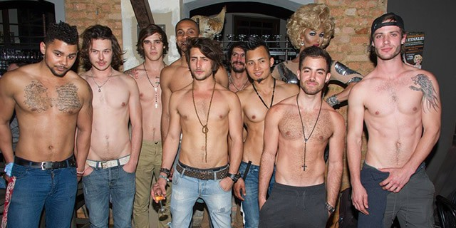 Cape town gay bar