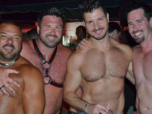 Bear Week Provincetown