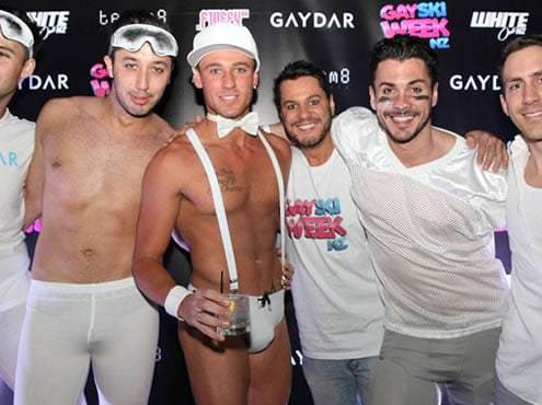 Gay Ski Week New Zealand