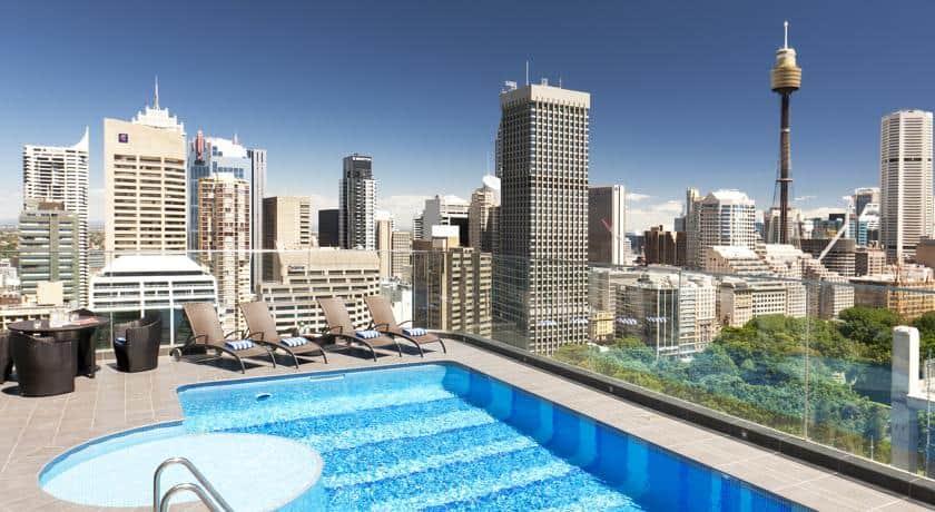 The Park Apartments Oxford Street Sydney