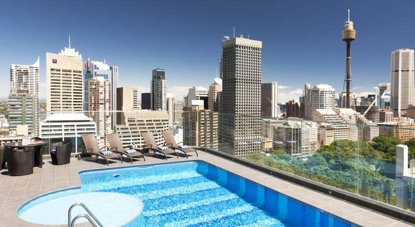Daywash sydney new years day pool party get wet and hot - Pullman central park swimming pool ...