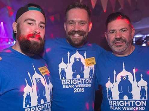 Brighton Bear Weekender