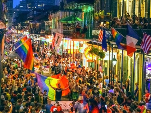 Image result for new orleans gay pride 2017