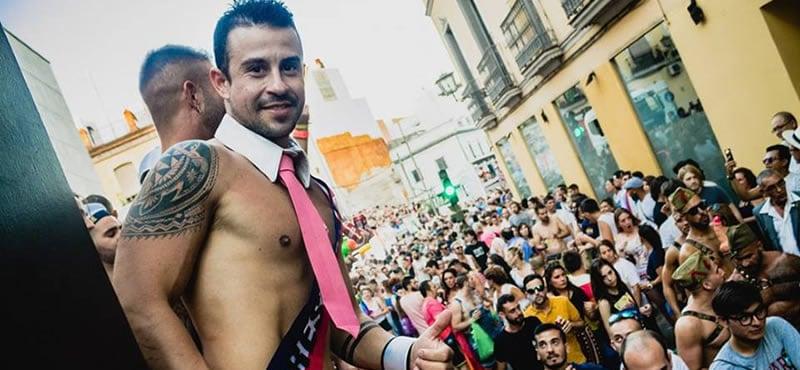 Fechas Gay Pride Andalucía Torremolinos 2019