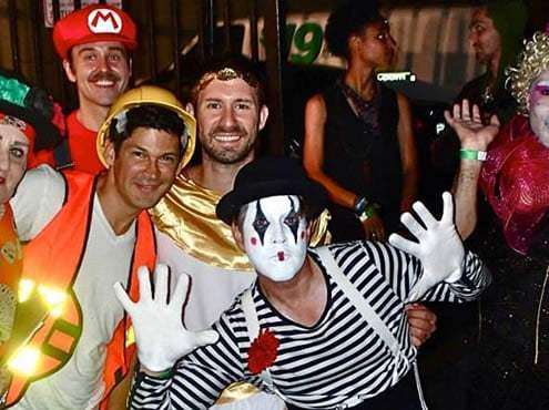 Fred & Jason's Halloweenie