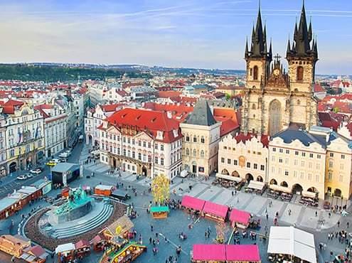 Prague Easter Markets