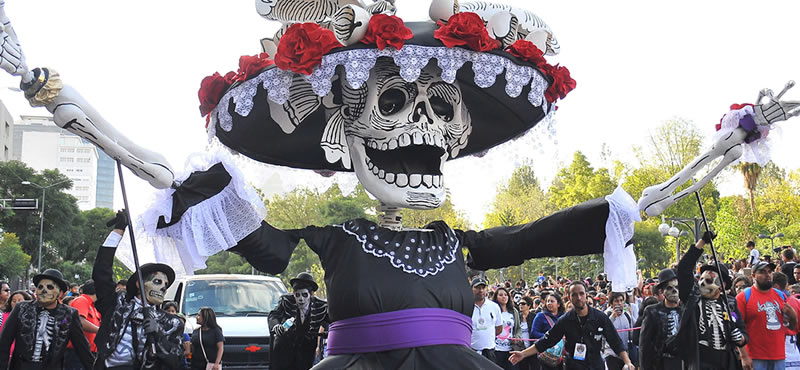 Visit us Gay Day of the Dead
