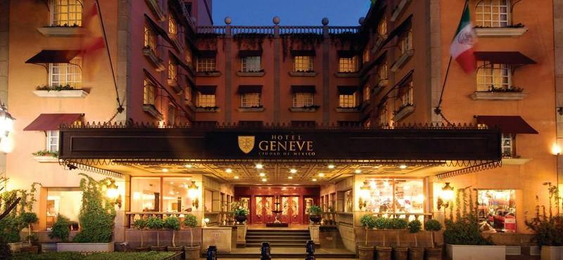 Hotel Geneve Mexico