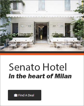 Senato Hotel Milan