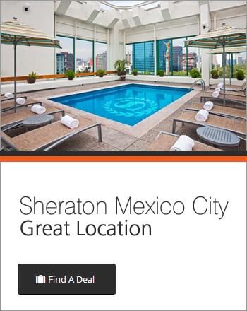 Sheraton Hotel Mexico City