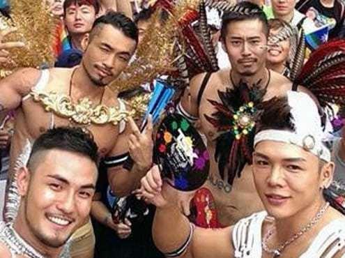 Pride Music Festival, Taipei