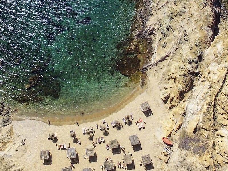 Alemagou Beach Mykonos