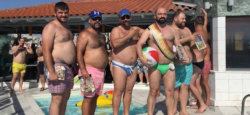 Haircules, Athens Bear Pride