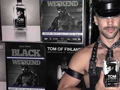Testosterone - Folsom Europe Edition