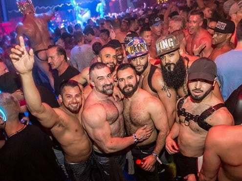 HEAT - Miami Winter Party