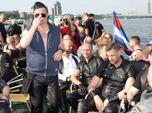 Cologne Partyboat