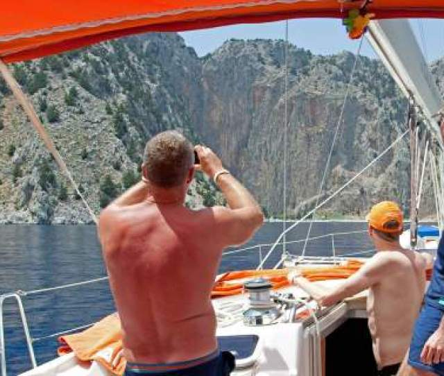 What Is Special About Sailordudes Nudist Naturist Cruises