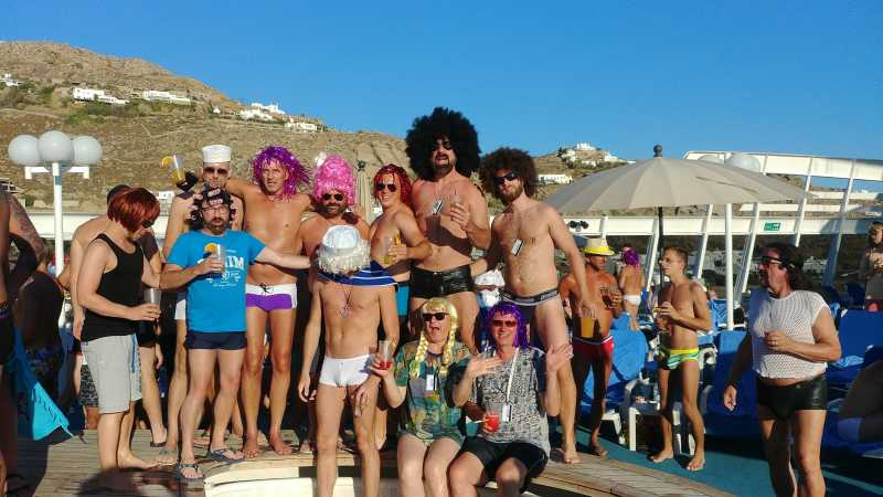 Parties Gay Kreuzfahrt mCruise