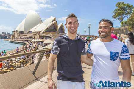 schwule Kreuzfahrt Auckland to Sydney