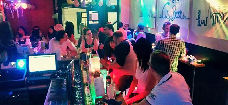 City gay bar Vienna