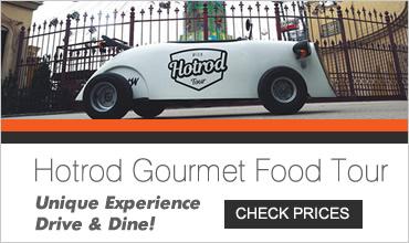Hotrod Gourmet Food Tour