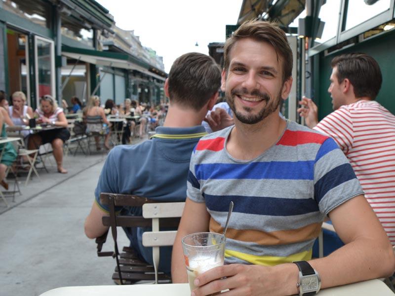 Naschmarkt Gay District