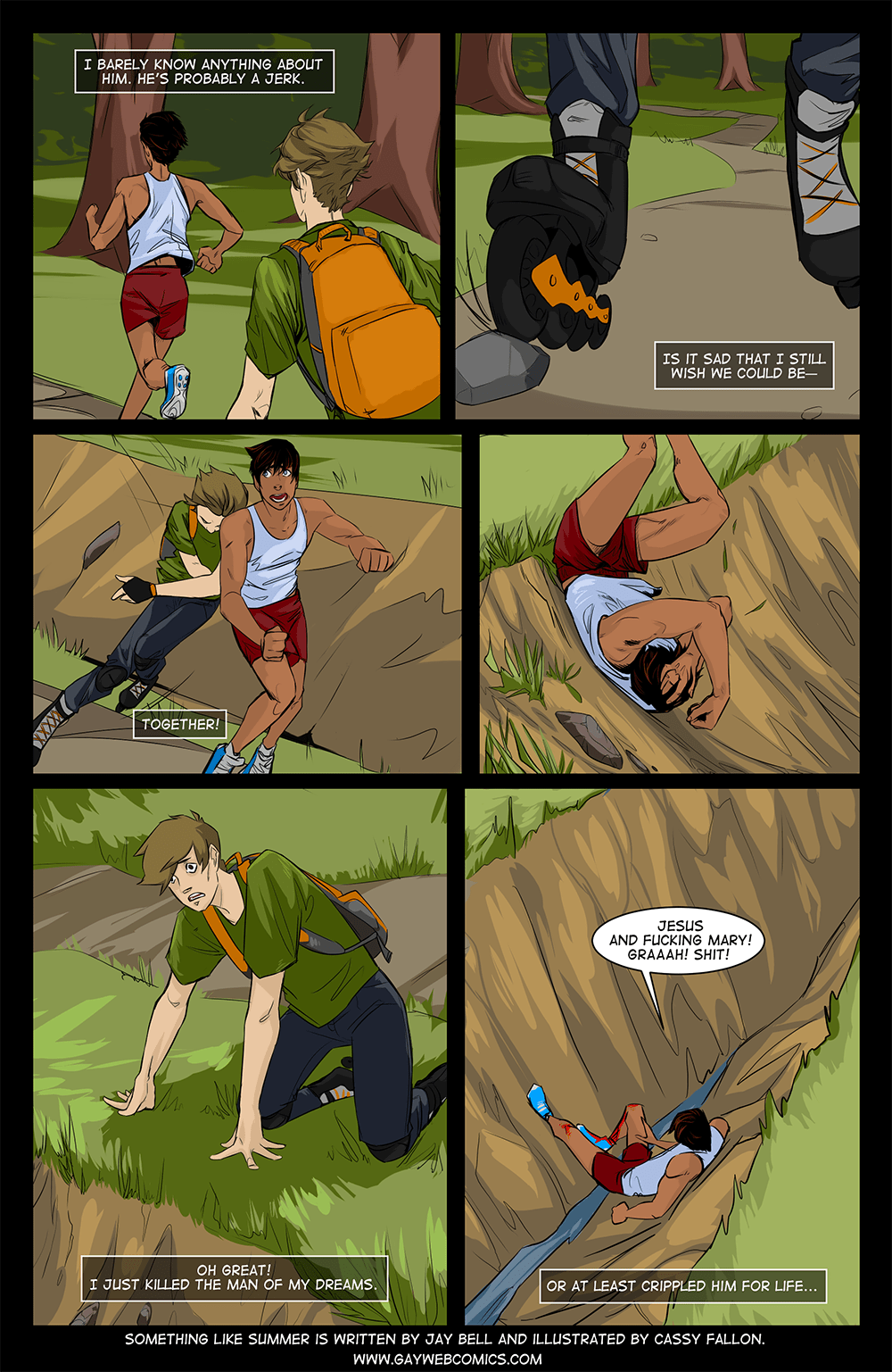 Part One – Summer – Page 014