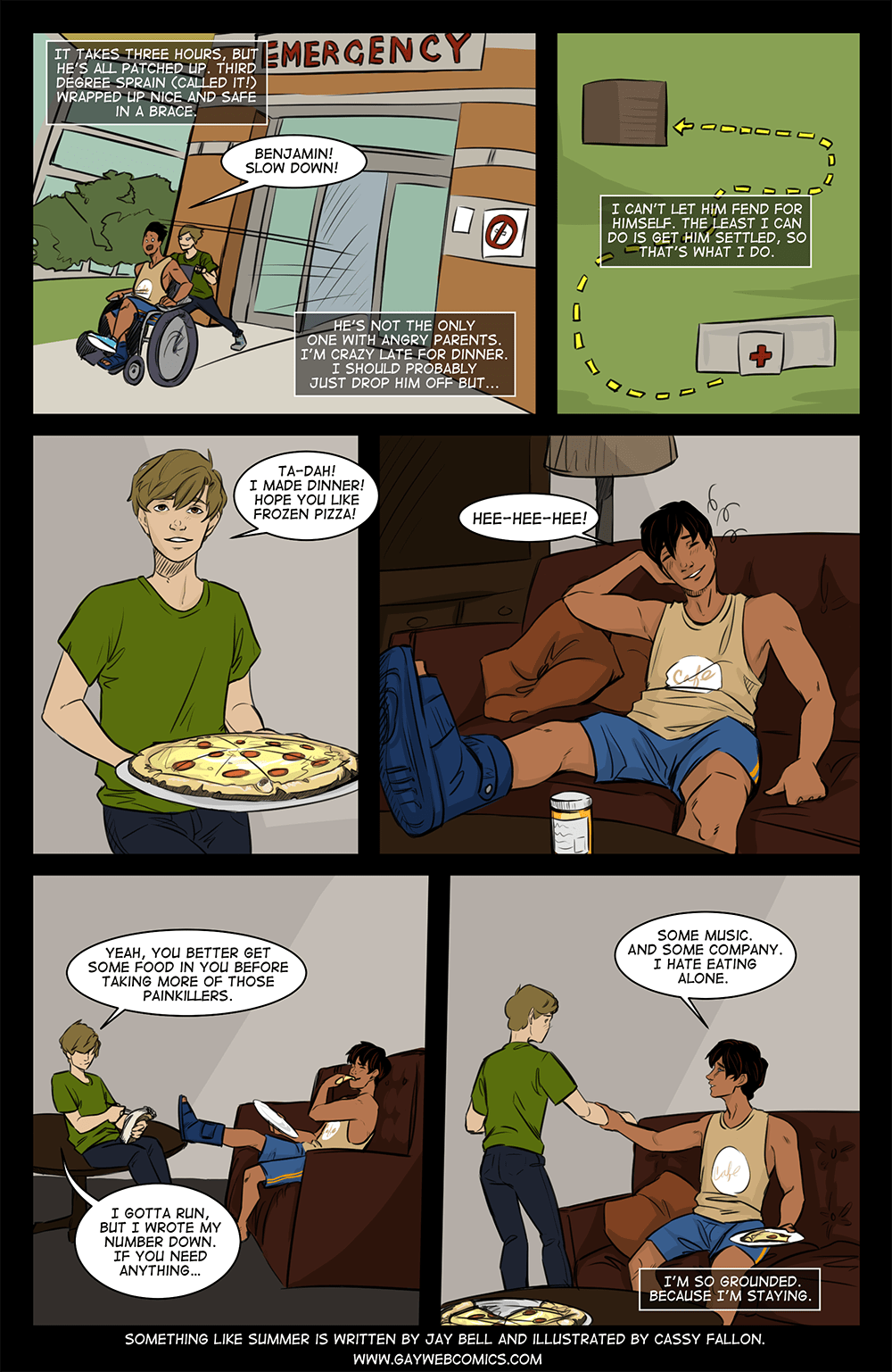 Part One – Summer – Page 023