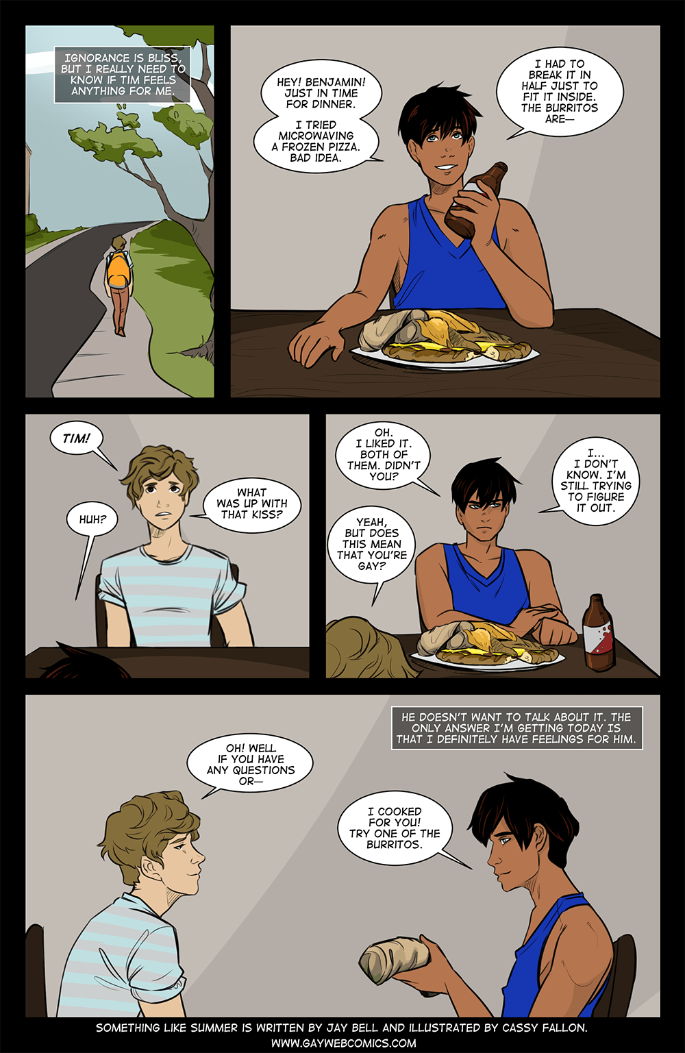 Part One – Summer – Page 038